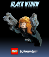Black Widow Promo Poster