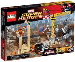 LEGOMarvel2015RhinoandSandmanSetBox