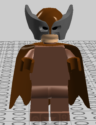 Lego Nite owl