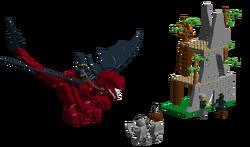 Malakar's Dragon Ambush