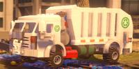Garbage Truck12