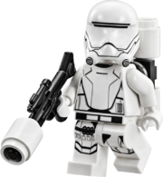 Lego First Order Flametroopers