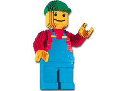 3723-Lego Minifigure