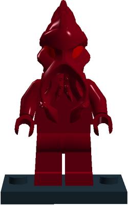 Squid Warrior (RL)