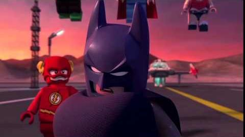 LEGO DC Super Heroes Justice League Attack of the Legion of Doom - Trailer-3