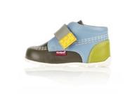 Kick Hi LEGO Baby Leather Boot-5