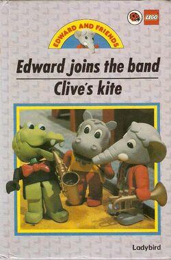 Lego edward joins the band