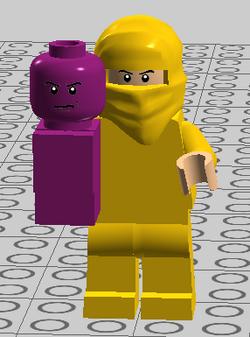 Lego ChrisandBartlby