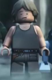 Luke Dagobah Droid Tales