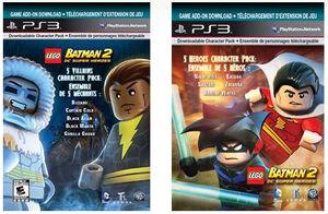 Legobatman2 ps3 dlc