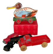 Early LEGO toys