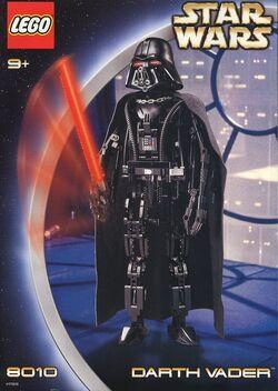 8010-2 Technic Darth Vader