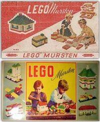 Lego Mursten box