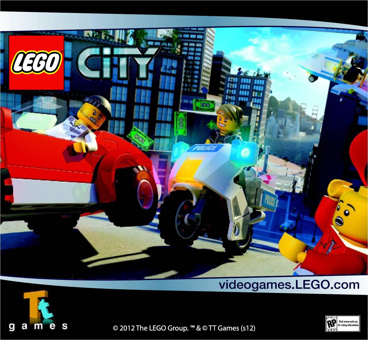 Image - Lego city game.jpg | Brickipedia | FANDOM powered ...