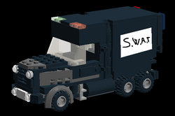 S.W.A.T Truck