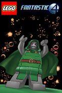Custom Fantastic Four Poster