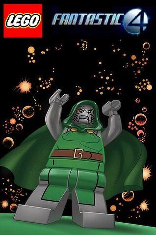 File:Custom Fantastic Four Poster.jpg