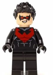 Nightwing Redesign