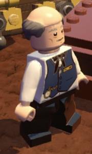 Ticket Officer
