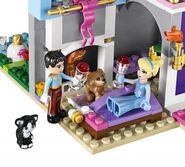 LEGOCinderellainherCastle