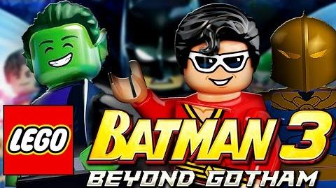 LEGO Batman 3 Beastboy & Plastic Man Transformations & Special Ability Suits-0