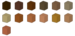 File:Brown Colour Chart.png