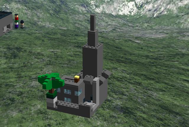 File:Minecraft Batman Gotham Buildings.png