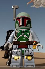 Lego Boba TFA