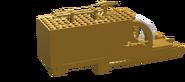 Gold Bolt's Gold Carbonite Transport, 3