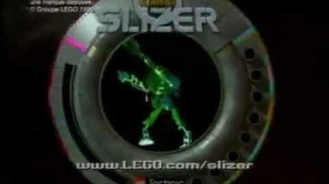 Lego Jungle Slizer Commercial (French)