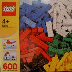 6116 LEGO Box