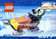 6577 Snow Scooter