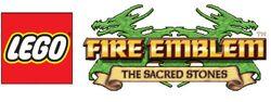 LEGO Fire Emblem The Sacred Stones Logo