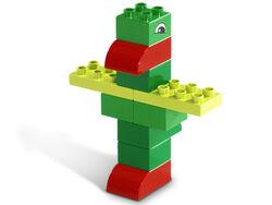 3519 Green Parrot