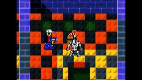 LEGO Island 2 (GBC) - Pirate Cave