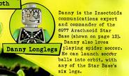 Danny Longlegs bio