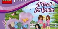 LEGO Friends: A Treat for Goldie