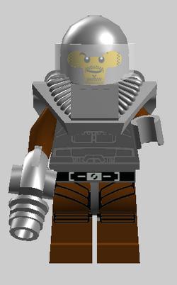 Rocktron Astronaut