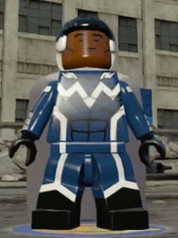 Blue Marvel II