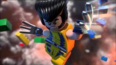 LEGO Marvel Super Heroes Video Game - Teaser Trailer