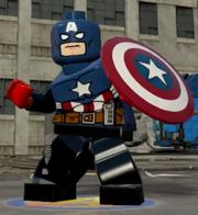 Captain america (Bucky) II