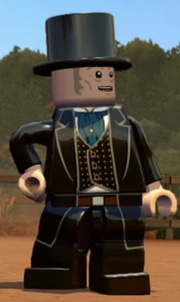 Mayor Hubert