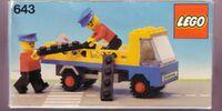 643 トラック