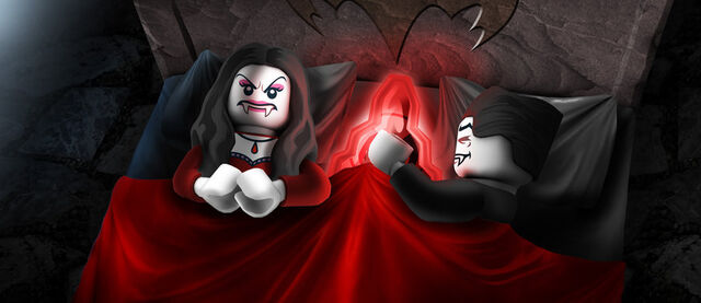 File:! LEGO Monster Fighters Vampyre's Bride and Lord Vampire in bed with Vampyre's Moon Stone.jpg
