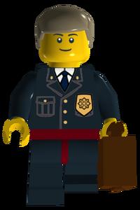 LDD Police Man
