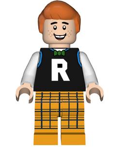 Lego archie