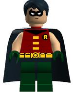 Robin (Jason Todd, in game)