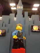 Brick built Chase