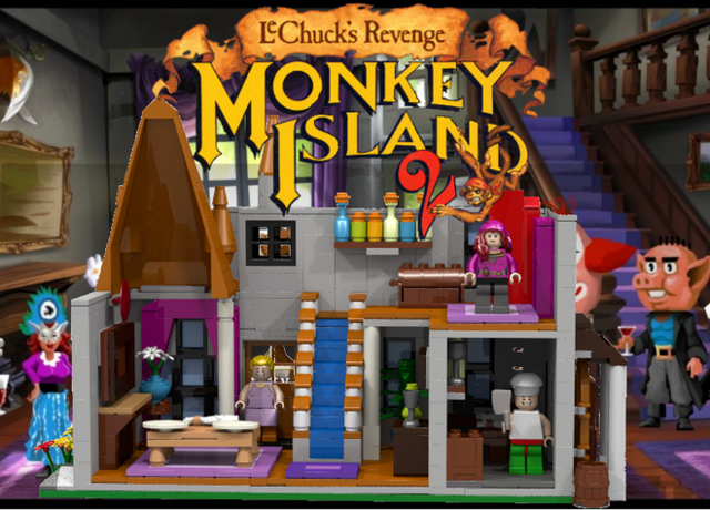 File:Monkey Island 2- LeChuck's Revenge - Elaine's Mansion.png