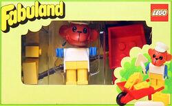 3714- Brickyard with Oscar Orangutan